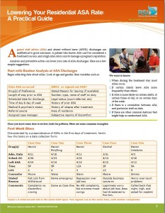 "Image of ""Lowering Your Residential ASA Rate: A Practical Guide"" document"